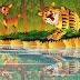 Cerita Dongeng Kancil dan Harimau dalam Bahasa Arab dan Artinya Vol 1
