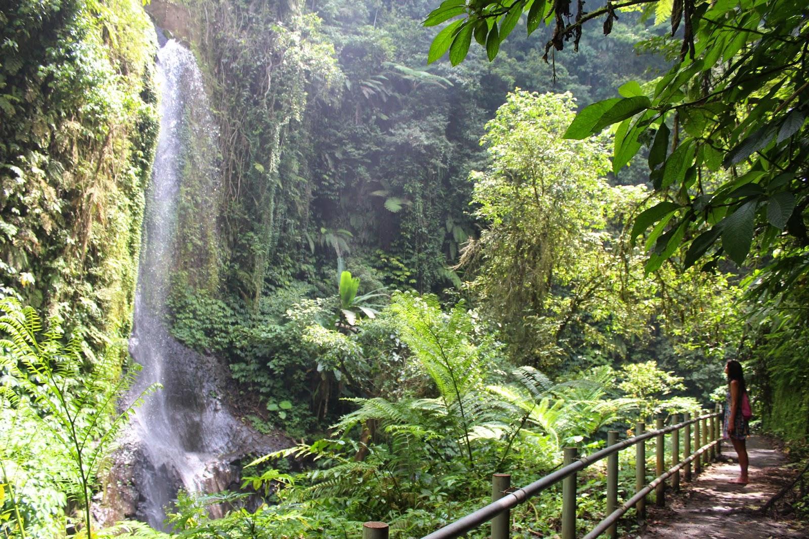 Cascada Nungnung Bali Indonesia