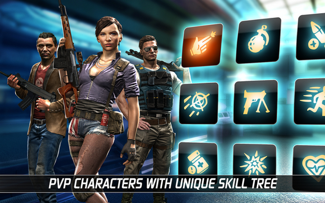 Best FPS Shooting Games for Android apk Free Download UNKILLED