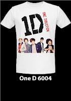 Remeras de One Direction