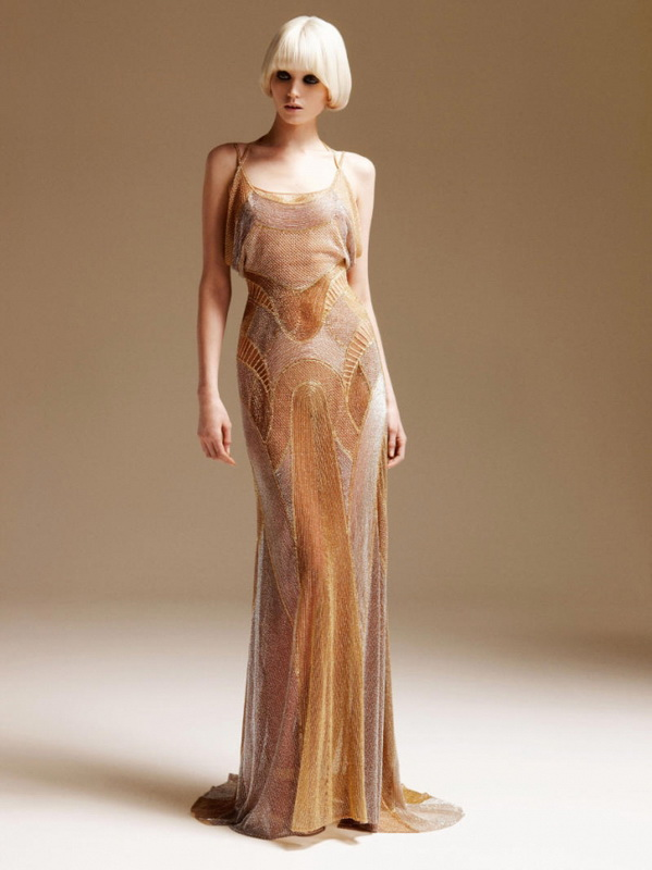 Beautiful Spring Dress Collection By Atelier Versace
