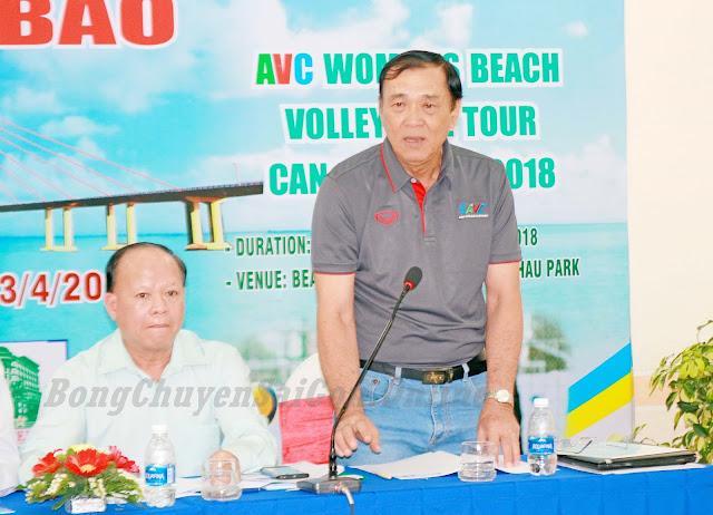 Giải Bóng chuyền bãi biển nữ châu Á - Cần Thơ 2018: 18 đội tranh tài
