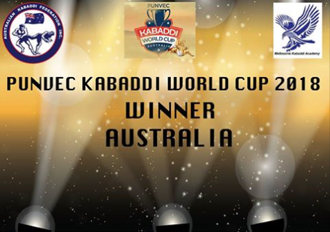 Punvec Kabaddi World Cup 2018 Australia, Host Wins, canada, complete results, Aus vs Can.