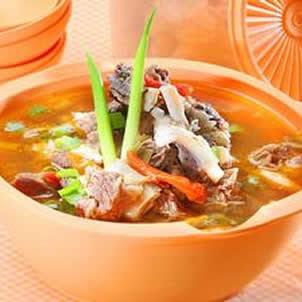Sayuran dicampur Daging Sapi tentunya segar Resep Sop Buntut Sapi Praktis Enak