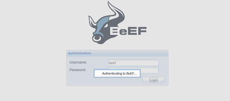 How to use Beef Framework in Kali Linux
