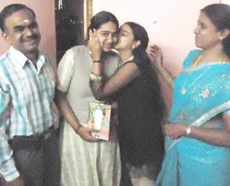 2 Exam Results declared in TamilNadu  Hosur student Rekha gets state