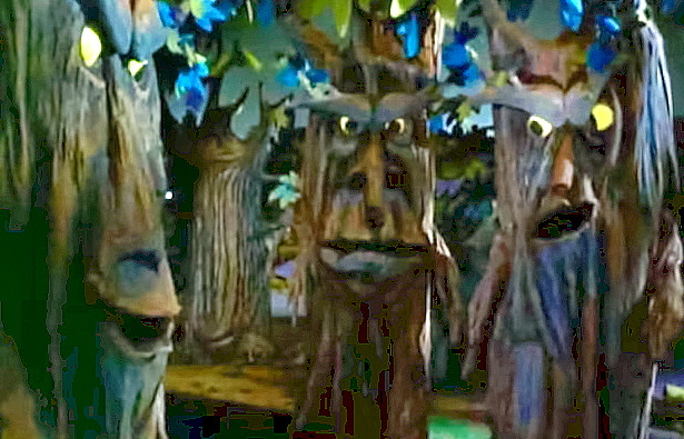 Image result for h.r. puffinstuff tree