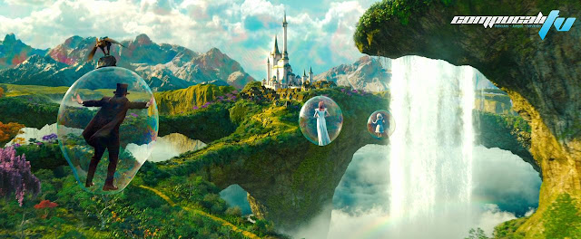 Oz: The Great and Powerful 720p HD Español Latino Dual