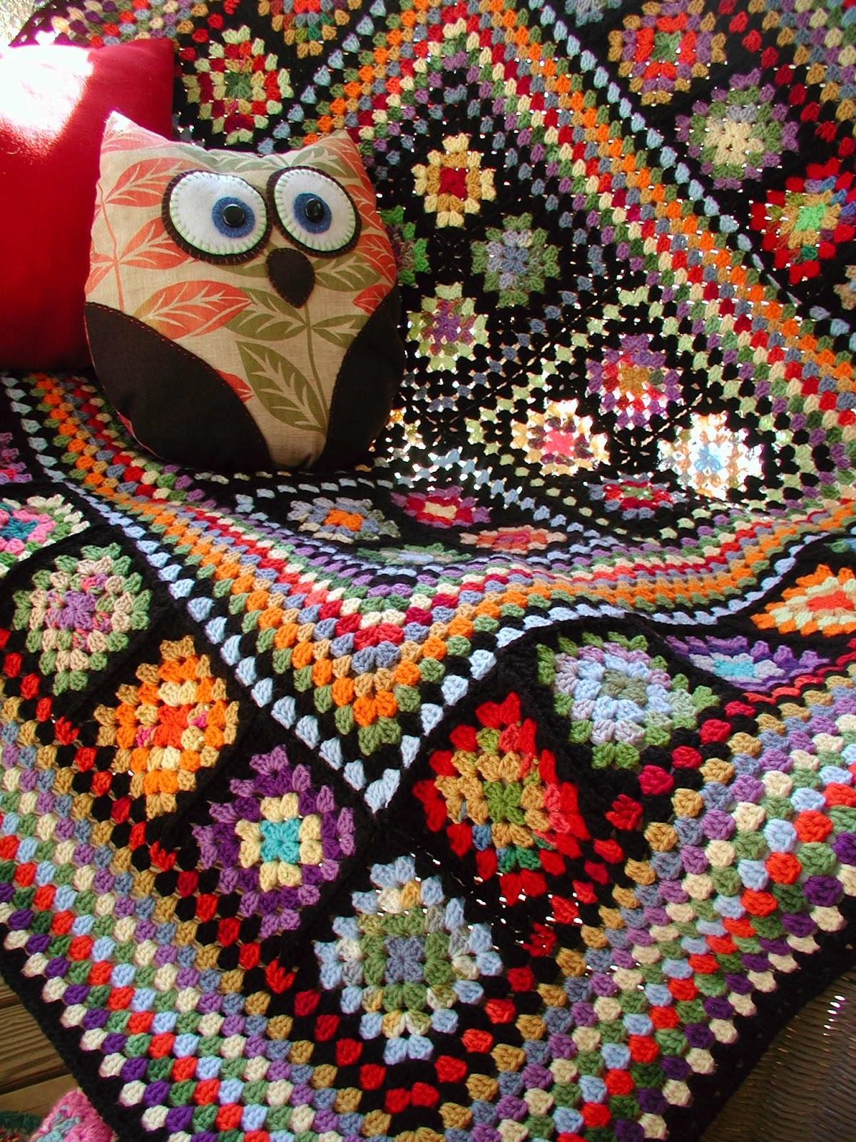 Fiddlesticks My Crochet And Knitting Ramblings Granny
