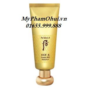 Whoo Mi Luxury BB Cream Hoàng Cung cao cấp giúp da sáng trắng