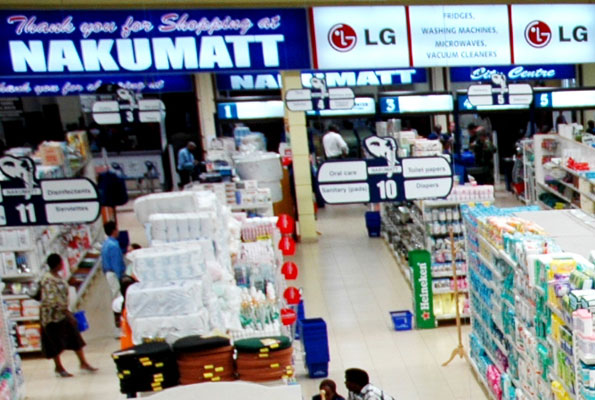 Nakumatt Shut Down