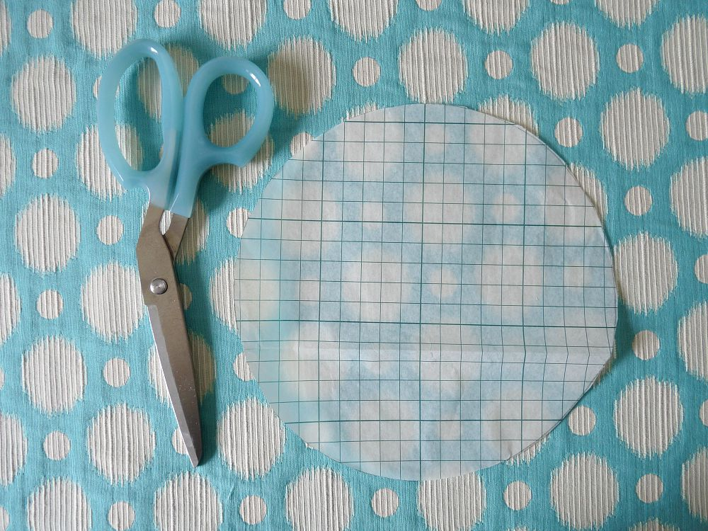 How to sew your own heat shield pot holder