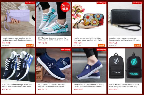 ezbuy, jd.com, mogujie, mushroom streets, JD shopping, shopping barang china, shopping murah, shopping online murah, laman web shopping online, tempat shopping online murah, borong china,