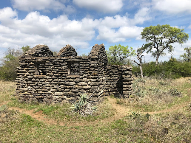 Fort Worth nature center and refunge and the civilian conservation corps