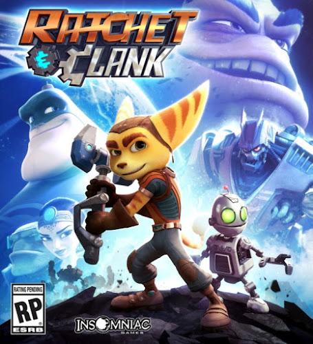 Ratchet & Clank คู่หูกู้จักรวาล