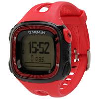 Relógio com GPS Garmin Forerunner 15