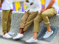 5 Perbedaan Celana Chino dan Celana Khaki
