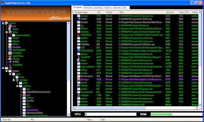 Monitoring Windows Service dan Performance Menggunakan TaskSTRun