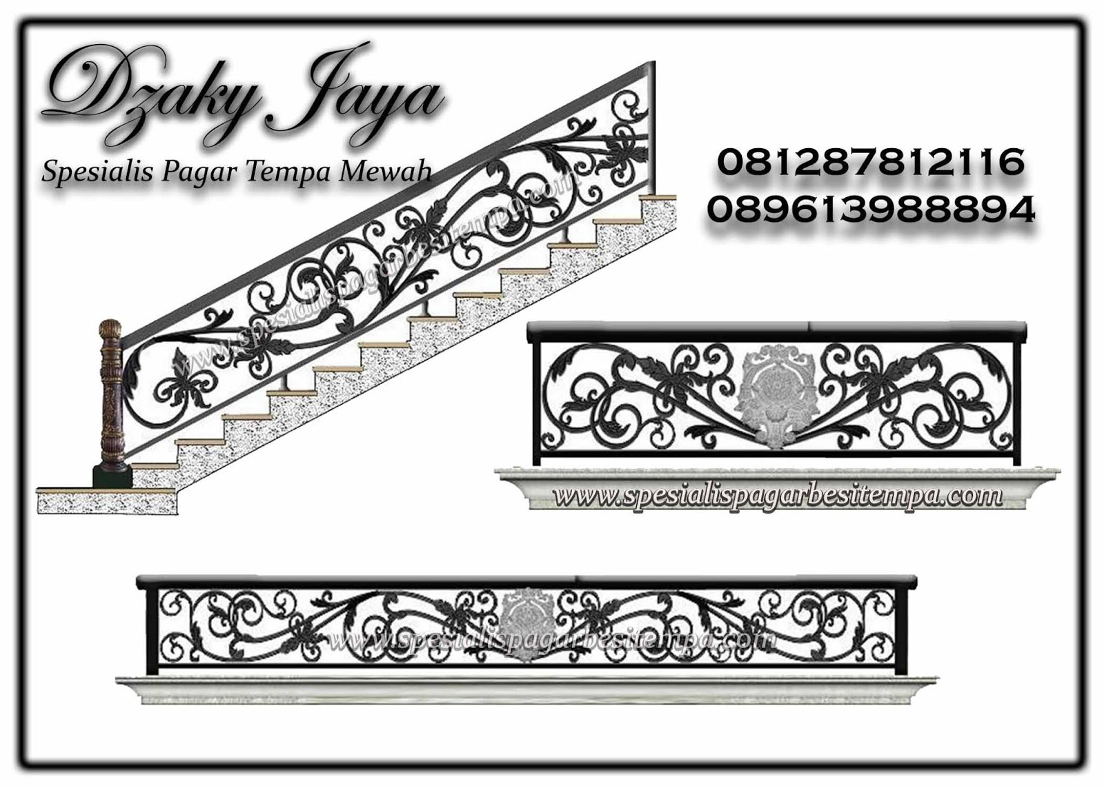 Image Result For Desain Pagar Balkon