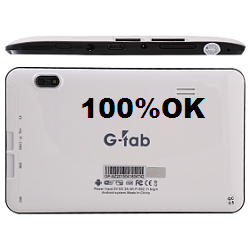 G-TAB P709M FLASH FILE MT6572 4 4 2 100% TESTED ~ ALL LATEST