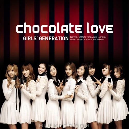 [Single] Girls' Generation – Chocolate Love (FLAC + ITUNES PLUS AAC M4A)