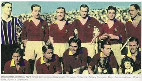 Resultado de imagen para union atlanta argentinos