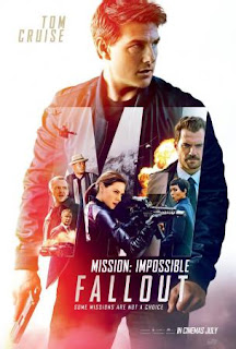 Film Mission: Impossible - Fallout 2018