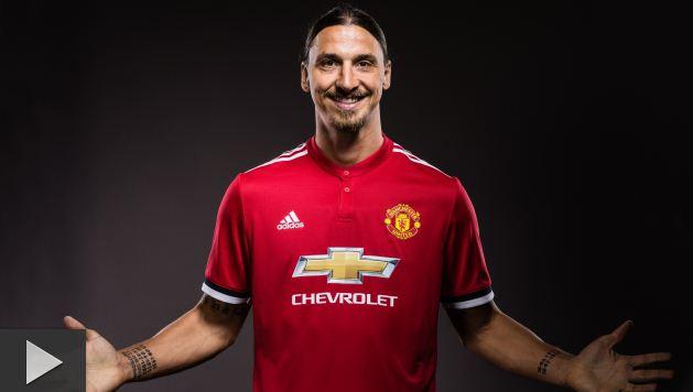 Manchester United Resmi Rekrut Kembali Zlatan Ibrahimovic - Kenakan Jersey No. 10