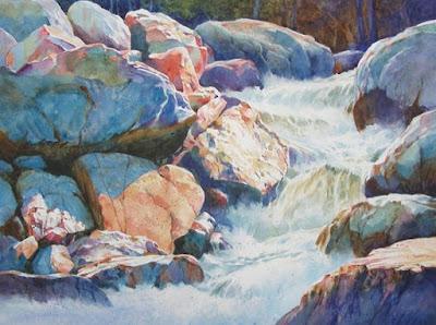 Ann Pember watercolour
