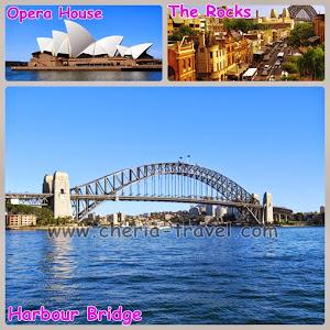 Paket Australia Murah