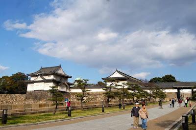 10D9N Spring Japan Trip: Osaka Castle and Hideyoshi Toyotomi