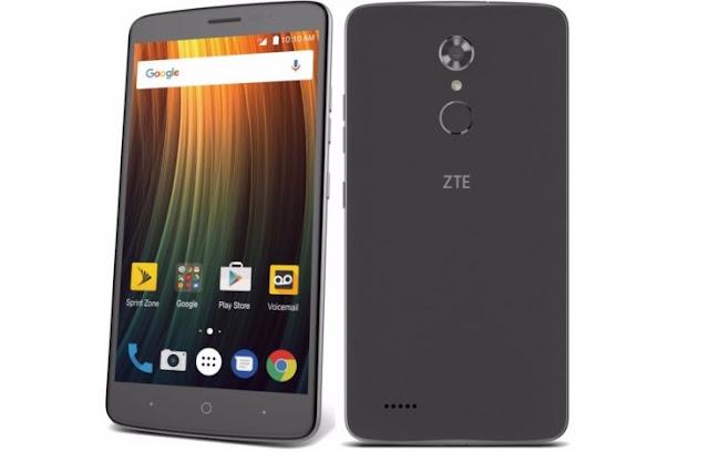 ZTE MAX XL Smartphone 2017