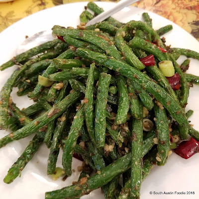 Fat Dragon Austin green beans