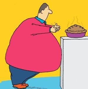 Kasus Obesitas di Indonesia Terus Meningkat