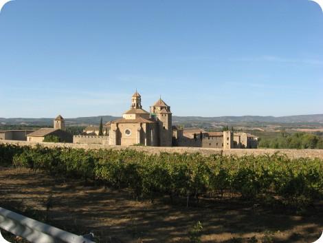 Monasterio de Poblet, Ruta del Císter