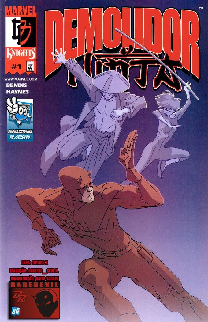 Demolidor: Ninja (2000)