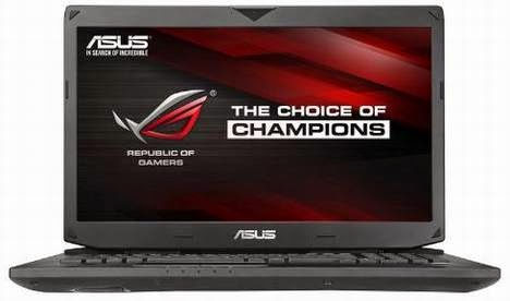 ASUS ROG G750JM DS71 17,3-inch Gaming Laptop