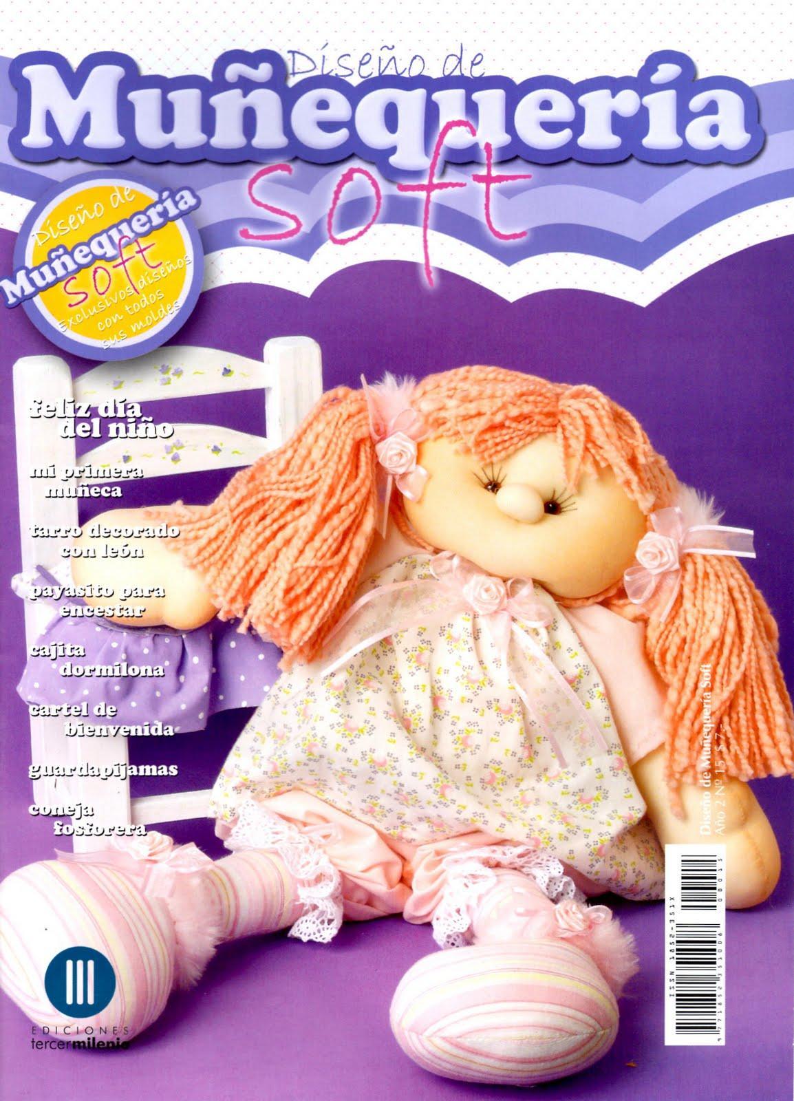 Muñequería Soft Nro. 15