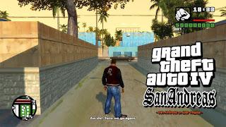 تحميل لعبة GTA SA الاصلية مهكرة بدون فك ضغط (تحديث الاخير)