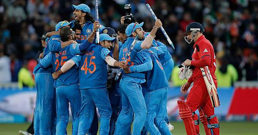 India all set to play in ICC Champions Trophy 2017