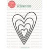 Essentials by Ellen Folk Hearts dies