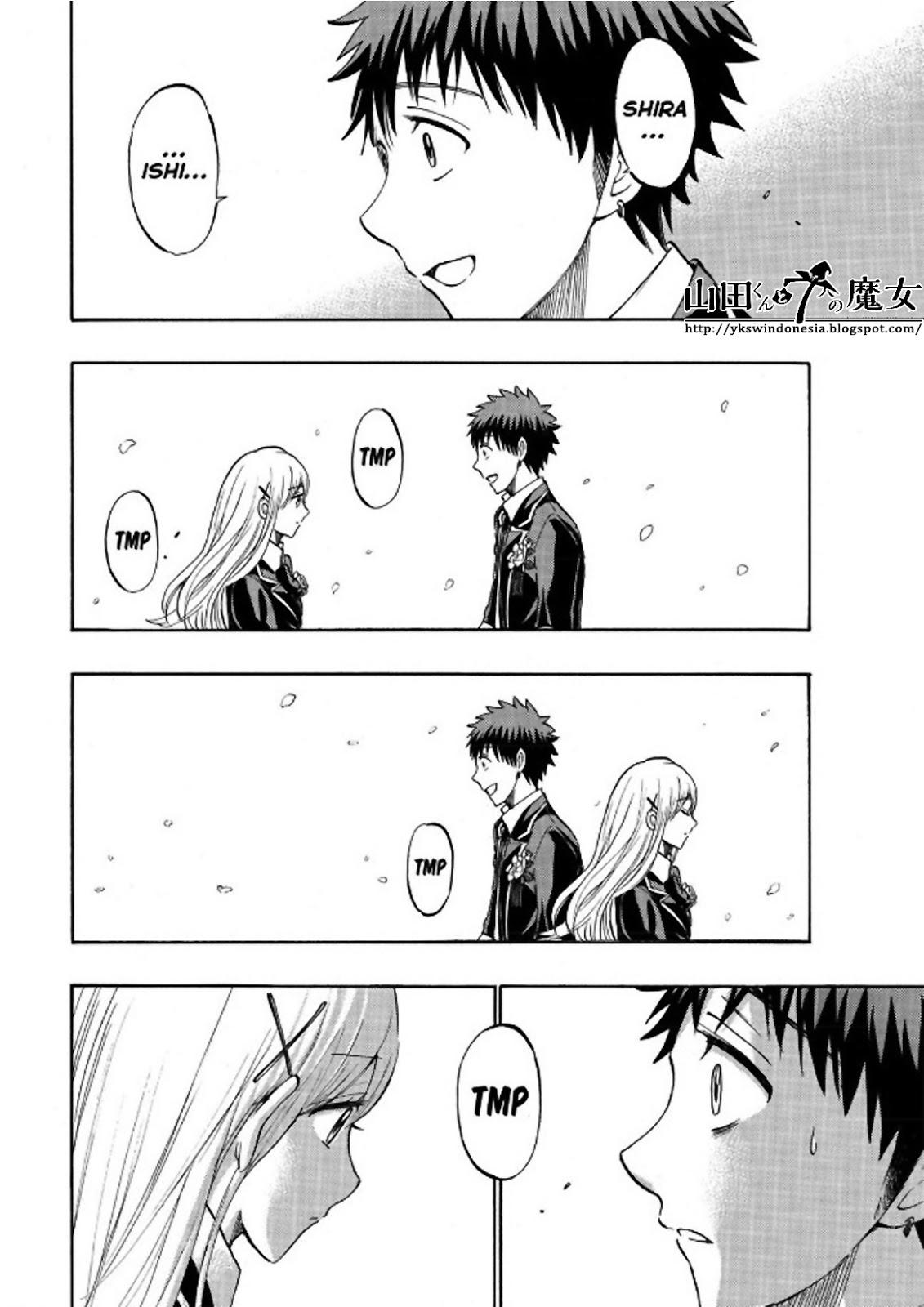 Yamada-kun to 7-nin no Majo Chapter 241-10