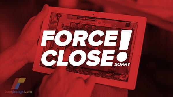 Cara Mengatasi Game Android Close Tiba-tiba atau Keluar Sendiri