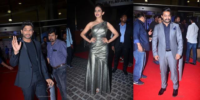 64th Filmfare Awards South 2017 Photos