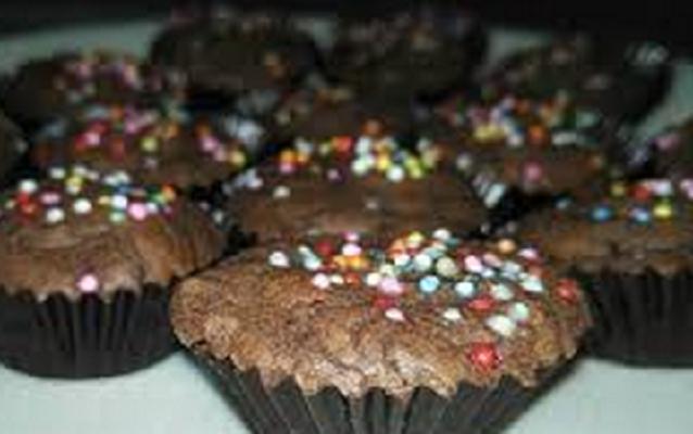 Resep Cara Membuat Kue Brownis Mini Panggang Kering Dan
