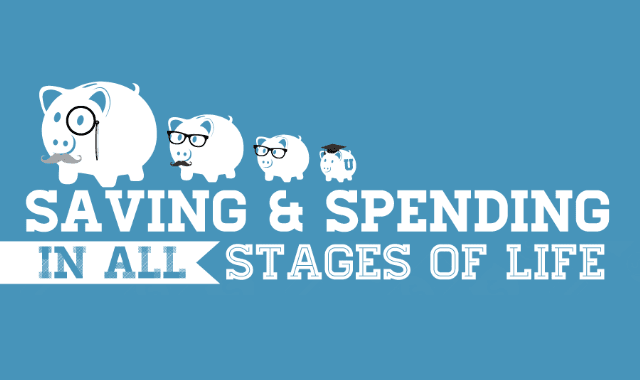 Saving And Spending In All Stages Of Life