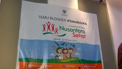 #sahabatJKN bincang santai soal Nusantara Sehat