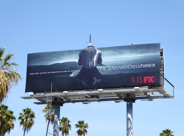 Bastard Executioner special extension premiere billboard