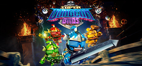 Baixar Super Dungeon Bros (PC) 2016 + Crack