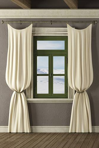 Modern curtain designs in 3d form